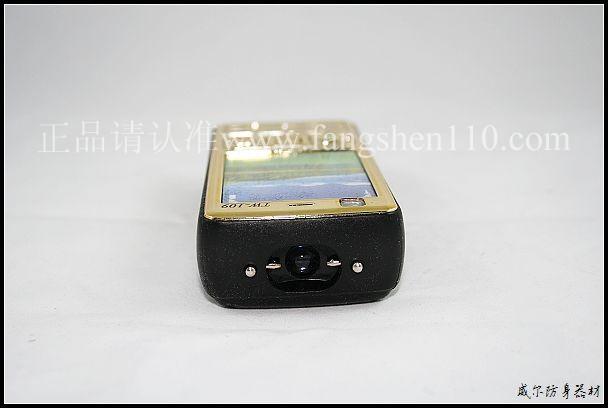 TW109黄金手机防暴器的电击头
