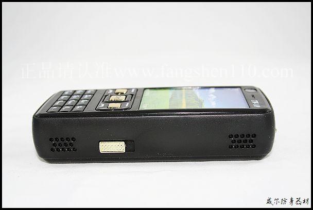 北京防身器材专卖_TW109黄金手机防暴器的详细多图说明