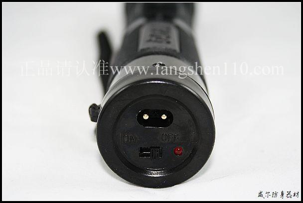 超亮大黑盾瞬晕型大功率防身器306型的说明图片