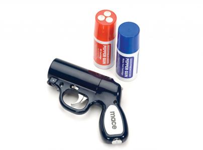 梅西辣椒喷雾枪Mace_Pepper_Gun-mace美国进口梅西辣椒枪